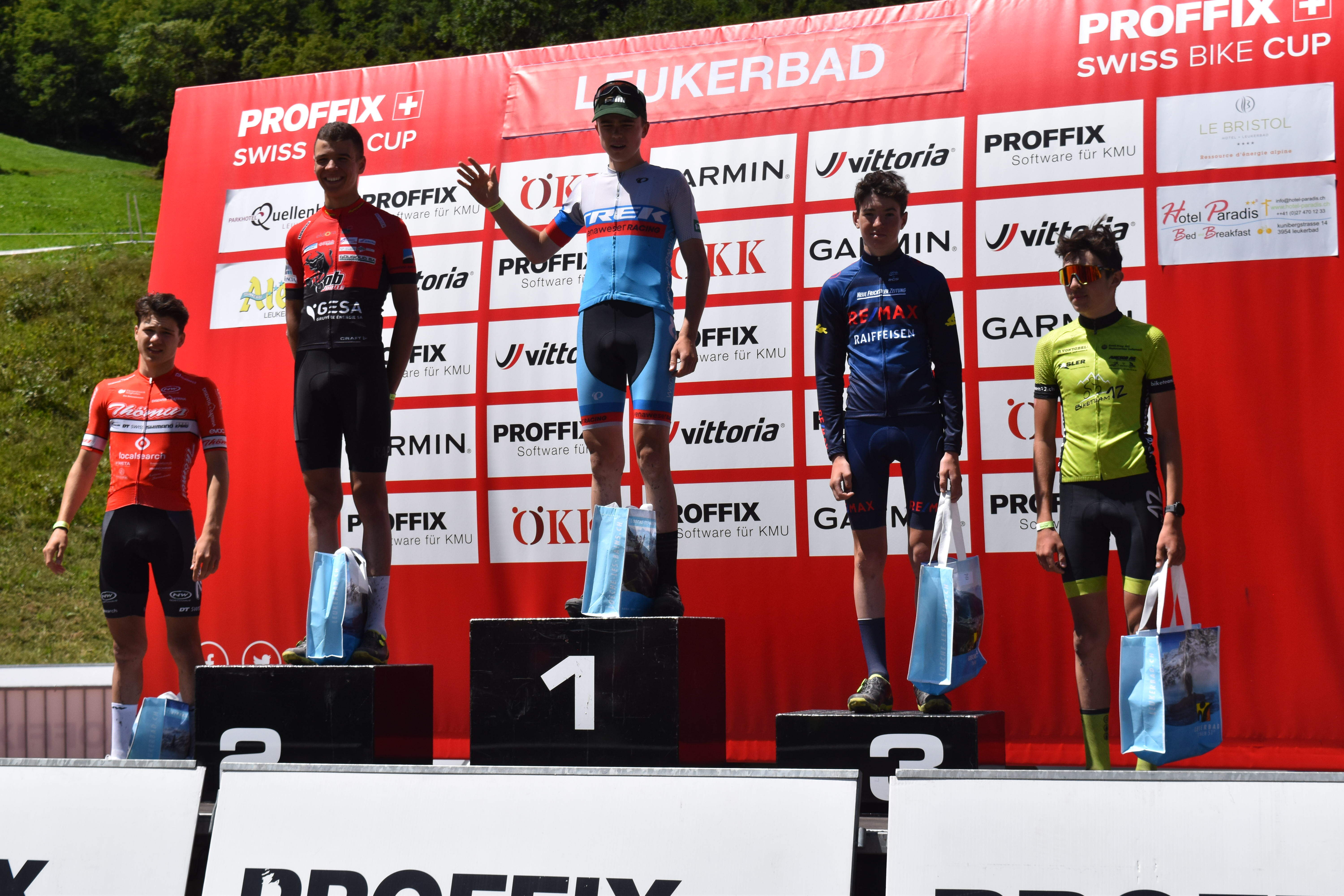 Proffix Swiss Bikecup in Leukerbad