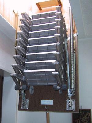 flachdachausstieg mit treppe. Black Bedroom Furniture Sets. Home Design Ideas