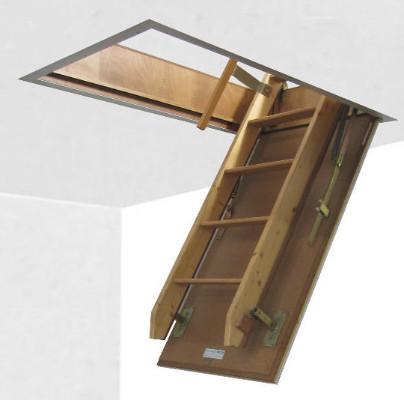 escalier escamotable pour grenier