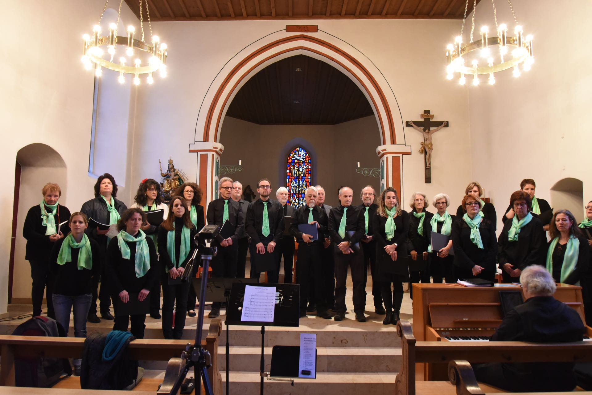 Mammoth Voices in Schneisingen 2017