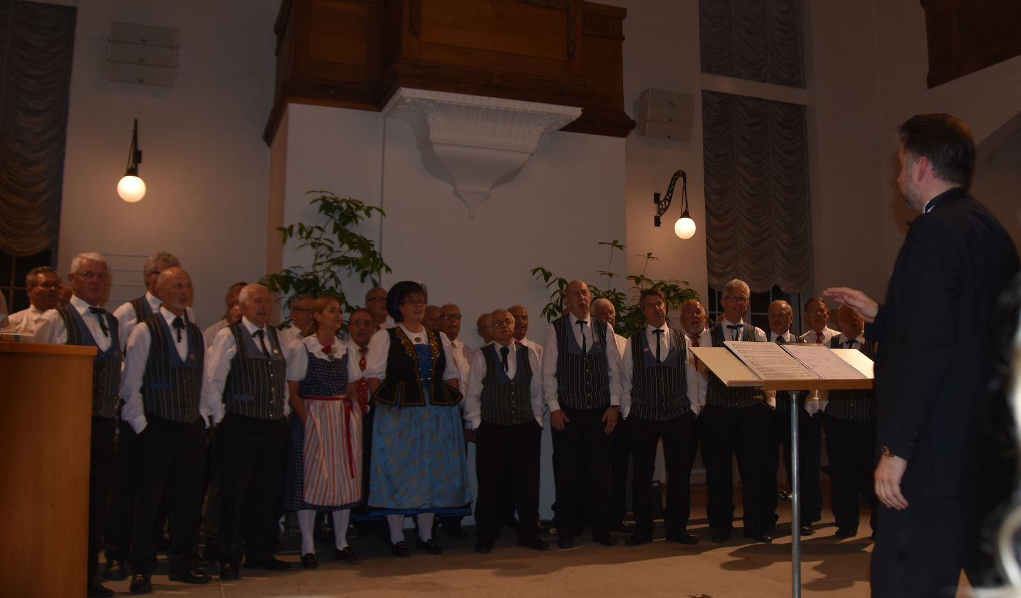 Konzert in Embrach