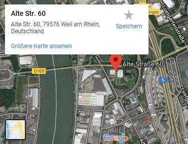 Standort in Google-Maps
