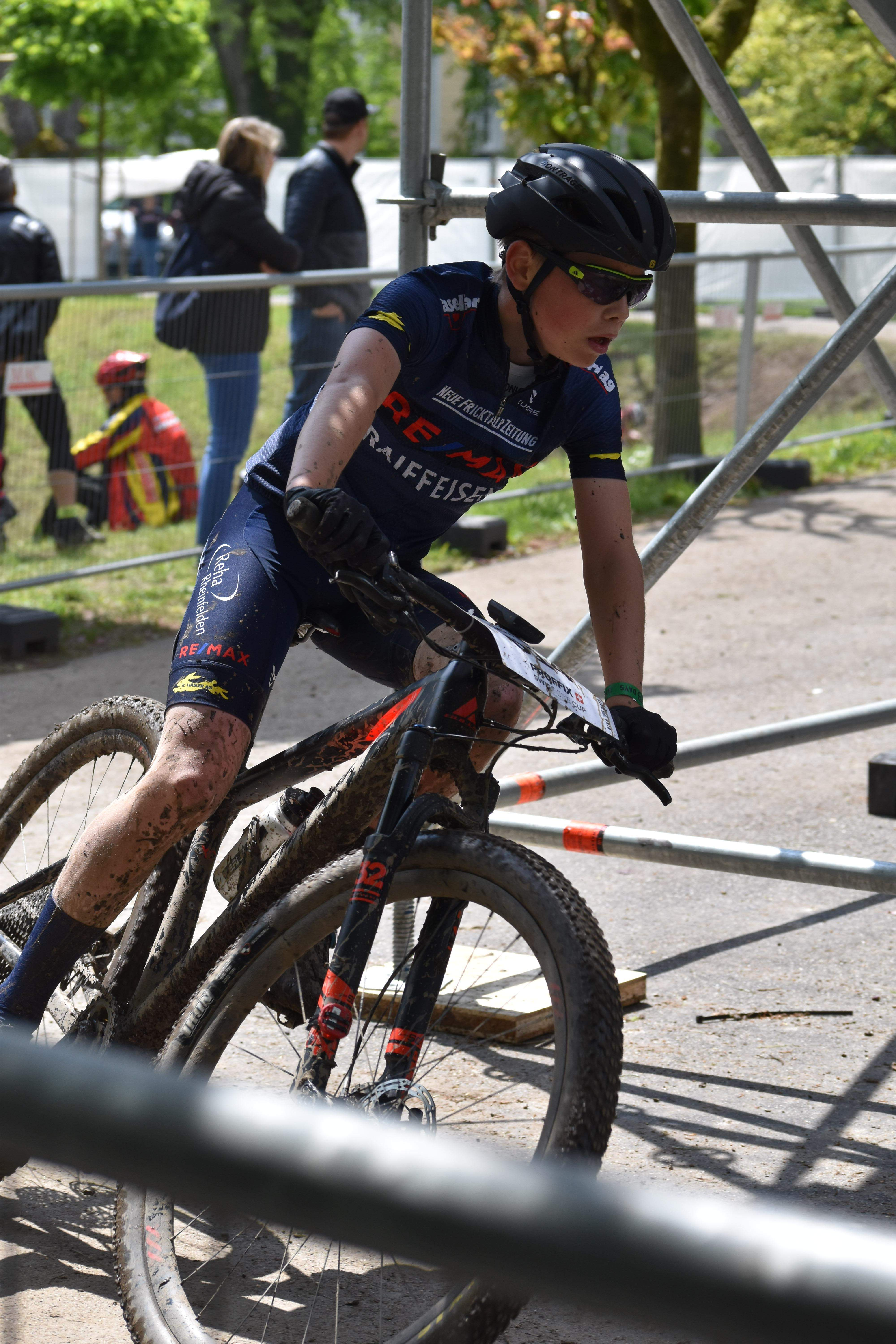 Tolle Leistung des RE/MAX Biketeams am Swisscup in Solothurn