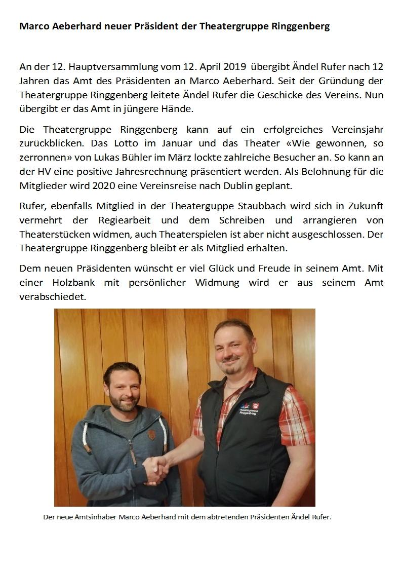 Bericht HV Zeitungen und Homepagejpg