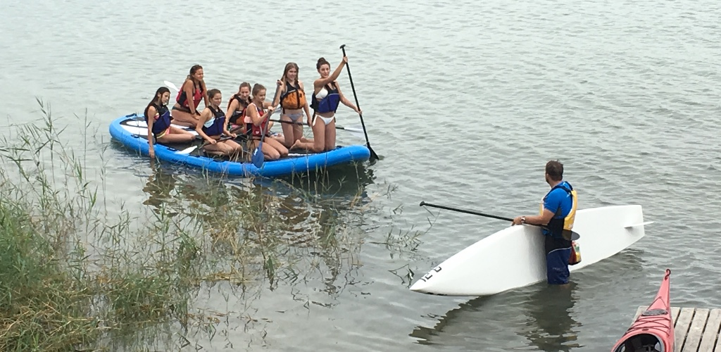 Populära Kanuschule Bodensee HL-87