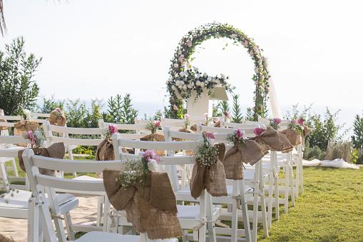 Sie heiraten for Trouwdecoratie zelf maken