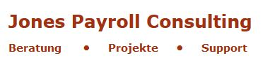 Jones Payroll Consulting