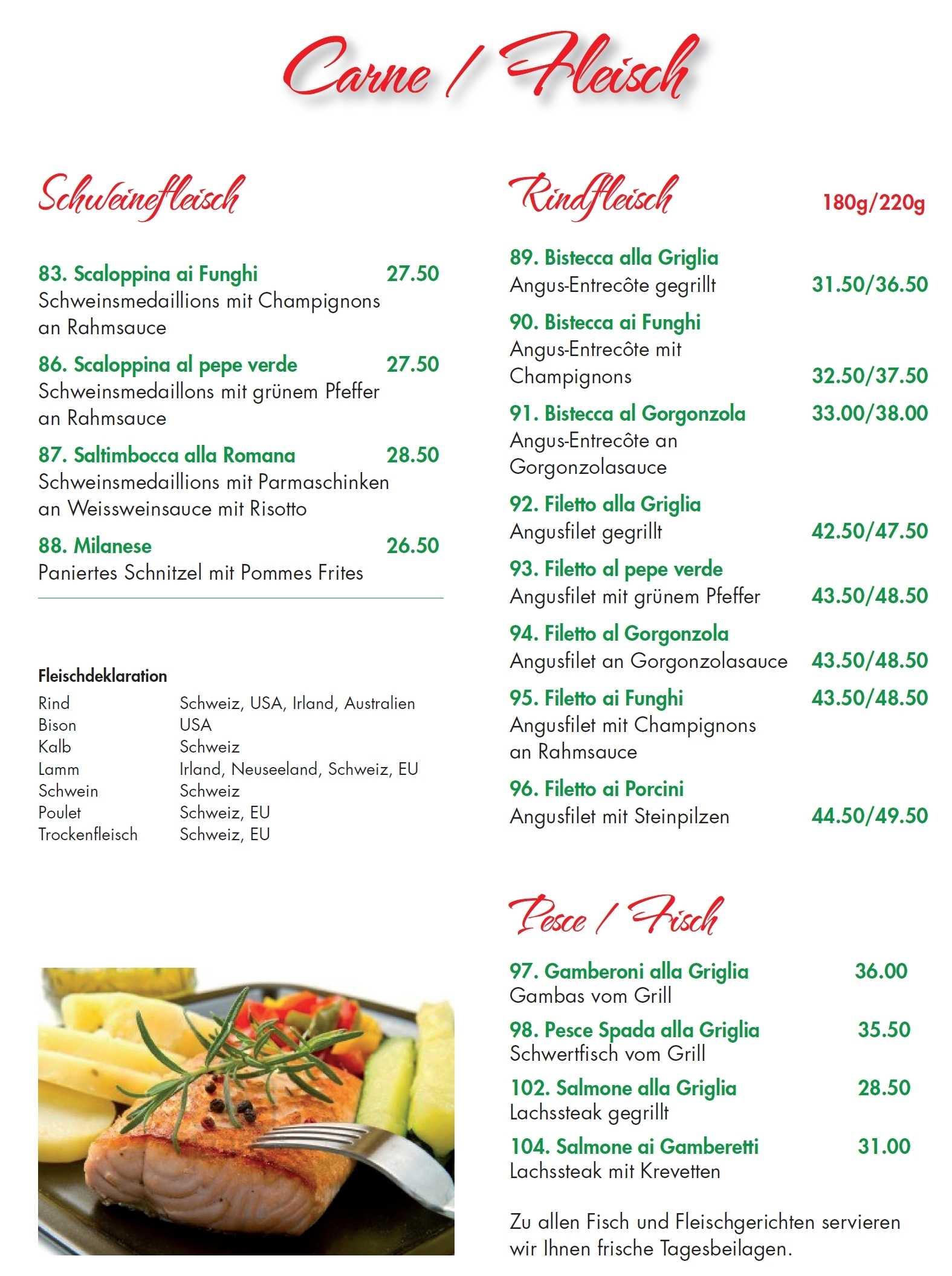 Pizza Max Speisekarte Pdf : pizzeria caruso bonaduz ~ Watch28wear.com Haus und Dekorationen